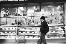 Tokyo, streets, butcher, Japan, ©ZoeDecool